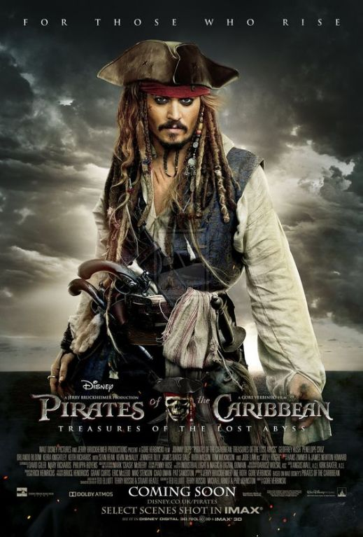 """""""Pirates-of-the-Caribbean:-Dead-Men-Tell-No-Tales""""-(2017)"""