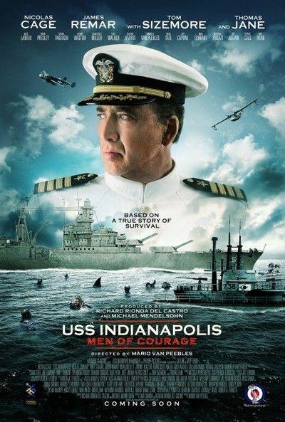 """USS-Indianapolis""-(2016),-di-Mario-Van-Peeble"