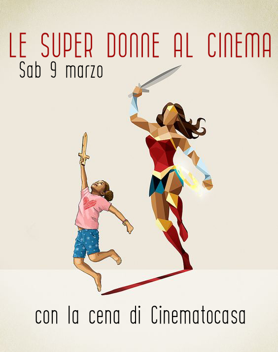 LE SUPER DONNE AL CINEMA