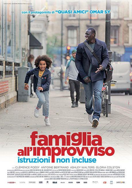 """Famiglia-all'improvviso""-(2016),-di-Hugo-Gélin."